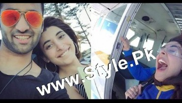 See Urwa Hocane is having fun in Australia