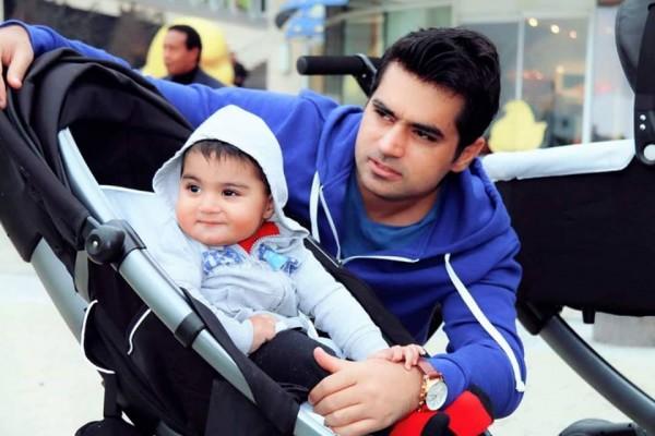 Veena Malik Enjoying with her Family in USA (3)