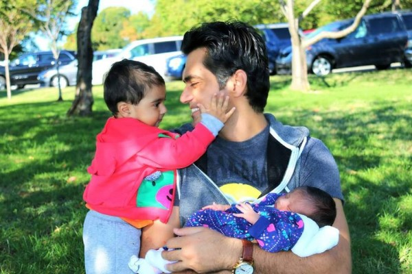 Veena Malik Enjoying with her Family in USA (4)