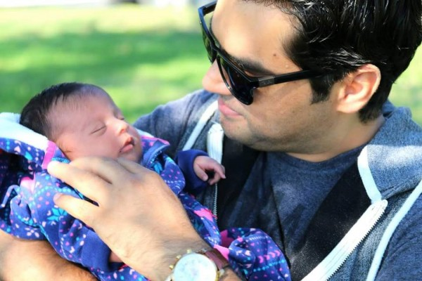 Veena Malik Enjoying with her Family in USA (5)