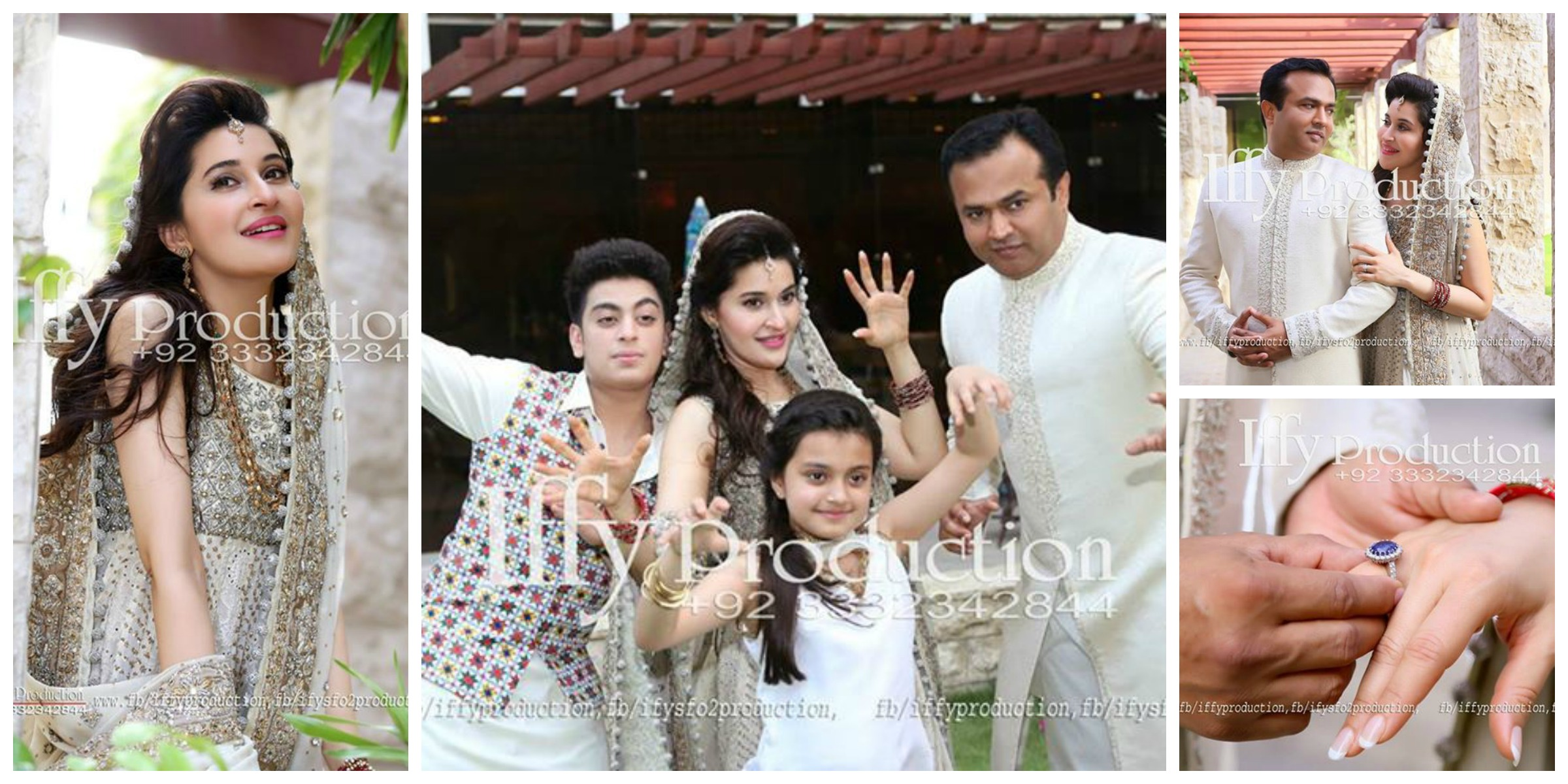 shaista lodhi's second husband