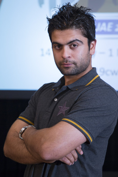 Ahmed Shehzad was a banker