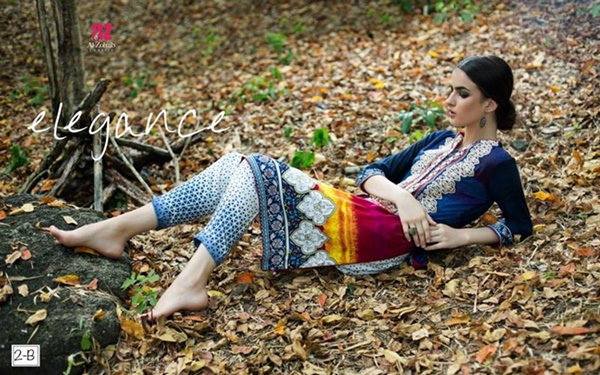 Al Zohaib Textile Embroidered Tunic Collection 2015 For Women