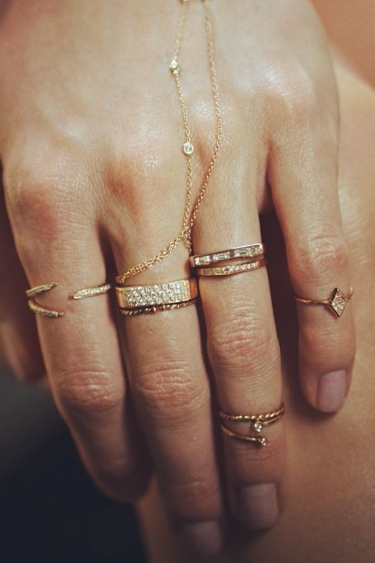 Artificial Cuff Rings For Girls 2016