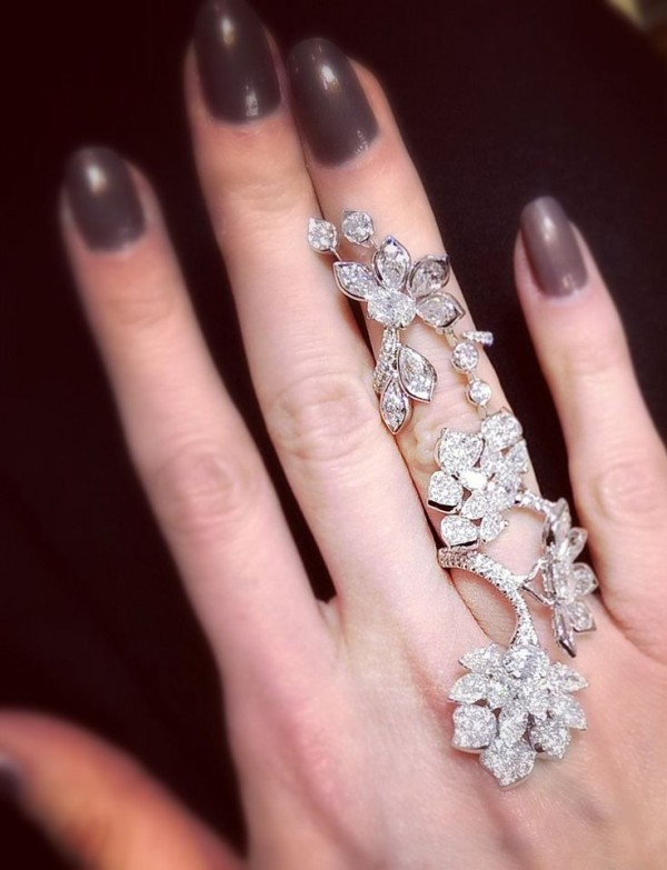 Artificial Jewellery Designs 2016 For girls- ring