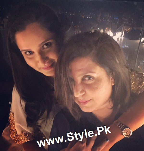 Birthday Celebration pictures of Sania Mirza (7)
