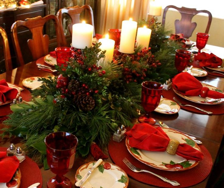 Fun Christmas Table Decorations: Creative Winter Home Decoration Ideas