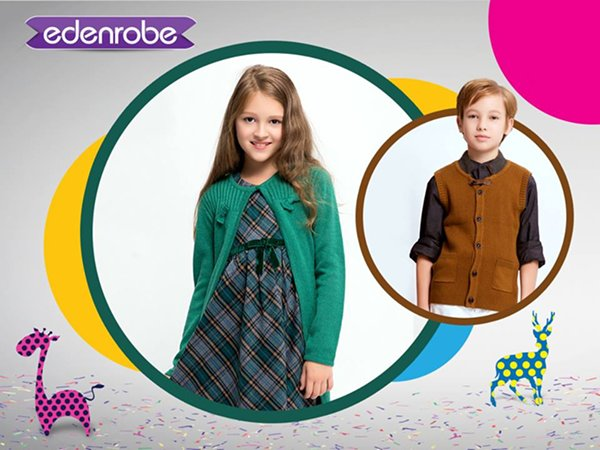 Eden Robe Winter Collection 2015 For Kids0010