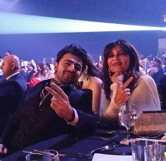 Farhan saeed masala awards