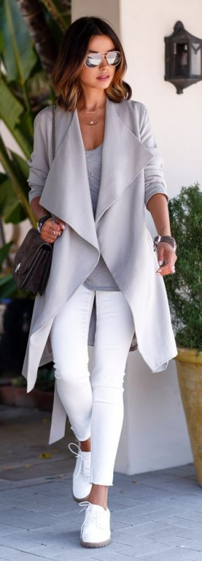 How to Manage White Dresses in Winter- winter style