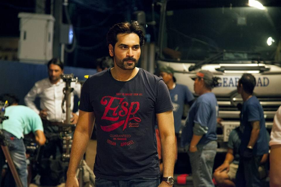 Humayun Saeed Back on TV