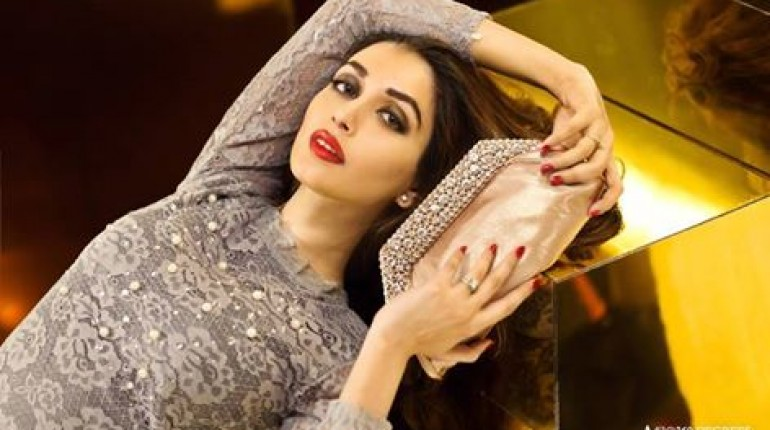 See Iman Ali's Photoshoot for Metro Shoes