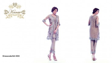 Kanav Party Wear Collection 2015 For Women004