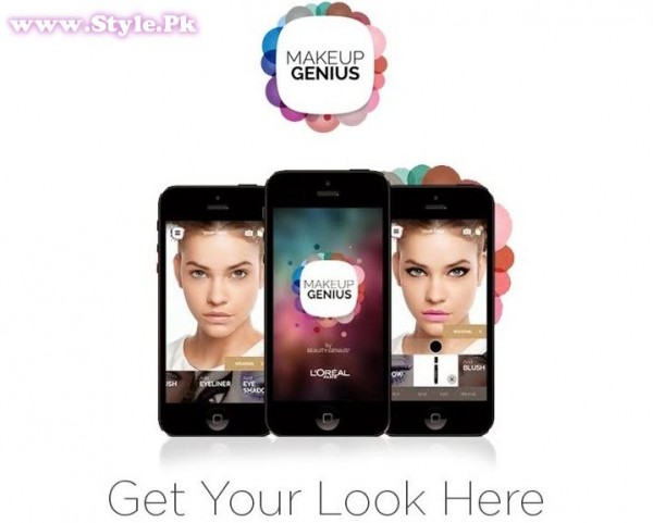 L'Oréal Paris Makeup Genius App Picture