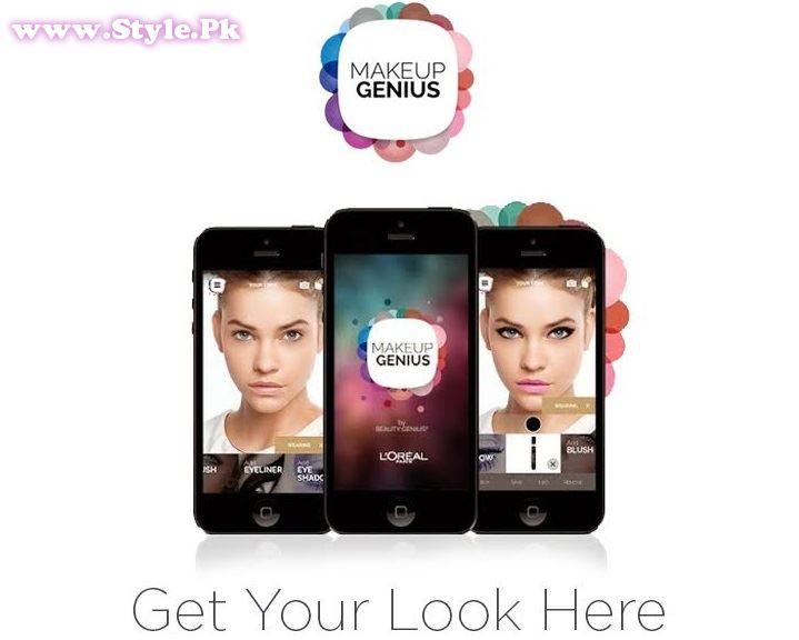 L'Oréal Paris Makeup Genius App Picture