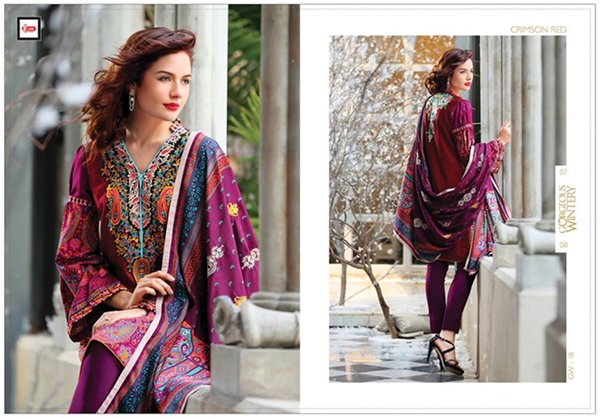 LSM Fabrics Winter Collection 2015 For Women0014