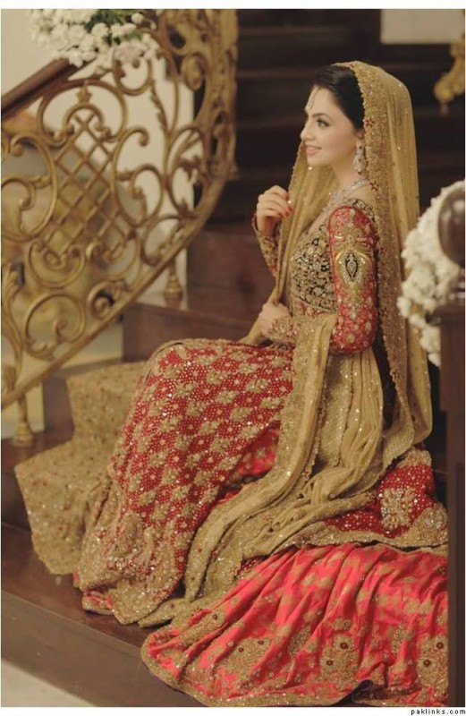 New Baraat Bridal Dresses for girls