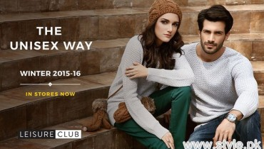 Leisure Club Winter Collection 2015 For Men and Women 5