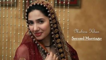 Mahira Khan second marriage