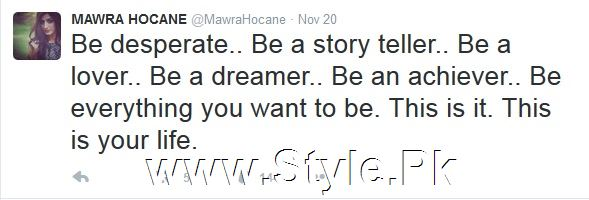 Mawra Hocane has strong belief on dreams (2)