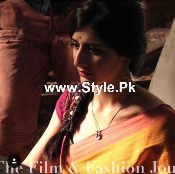 Mawra Hocane in purely Indian looks (2)