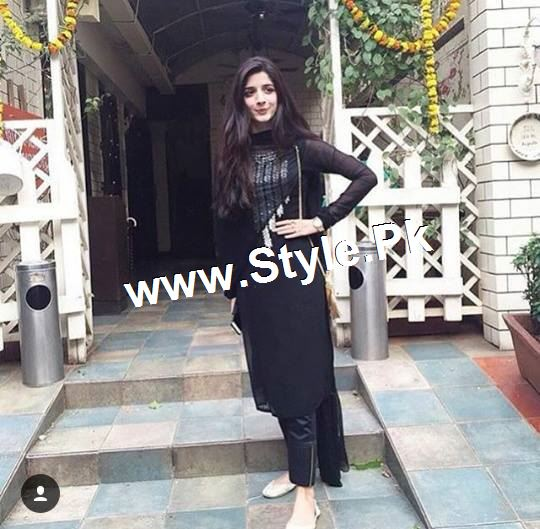 Mawra Hocane is celebrating Diwali 2015 in Mumbai (3)