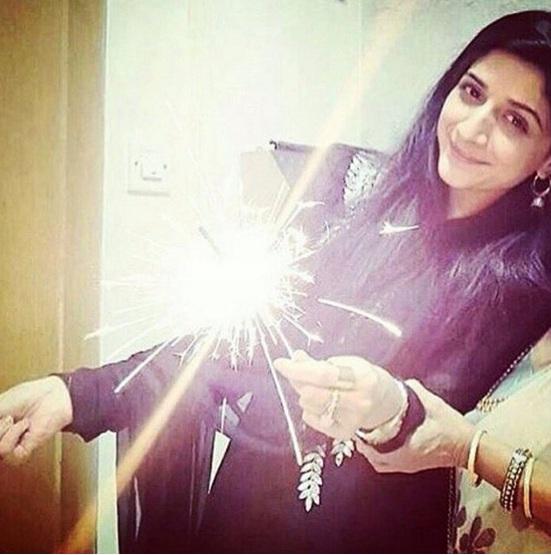 Mawra hocane diwali pics