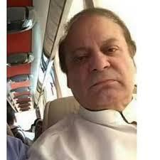Nawaz sharif selfie