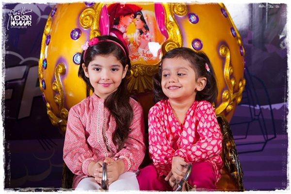 Nishat Winter Collection 2015 For Kids001
