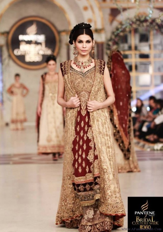 Pakistani Barat Dresses 2016 In Pakistan