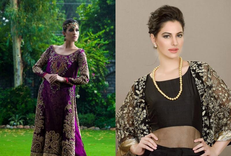 Pakistani Designer Wedding Dresses 2016 - Pakistani Designer Wedding Dresses