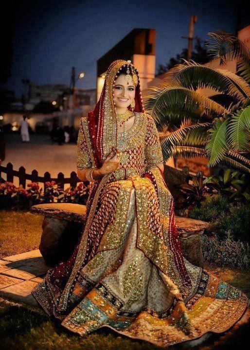 PakistaniBarat Dresses 2016- skin