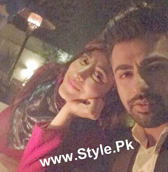 Pictures that show Farhan Saaed and Urwa Hocane's love for each other  (6)