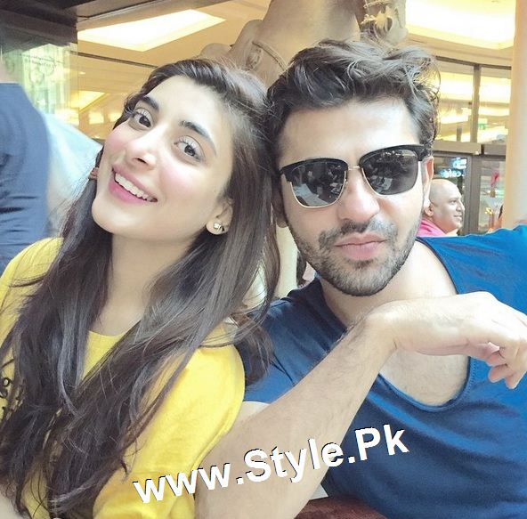 Pictures that show Farhan Saaed and Urwa Hocane's love for each other  (8)