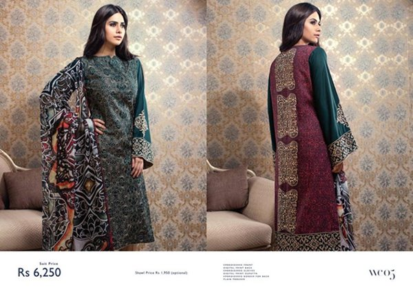 Resham Ghar Winter Collection 2015 For Women005