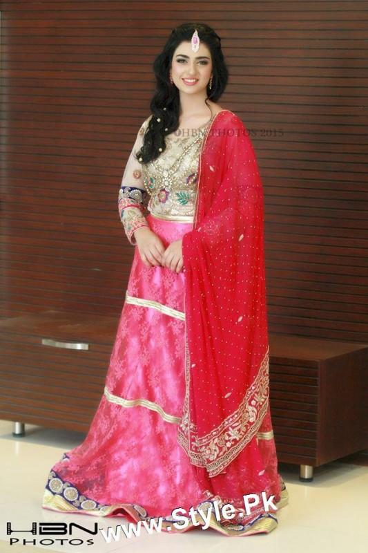 Sara Khan's Bridal Photoshoot  (11)