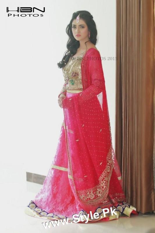Sara Khan's Bridal Photoshoot  (13)
