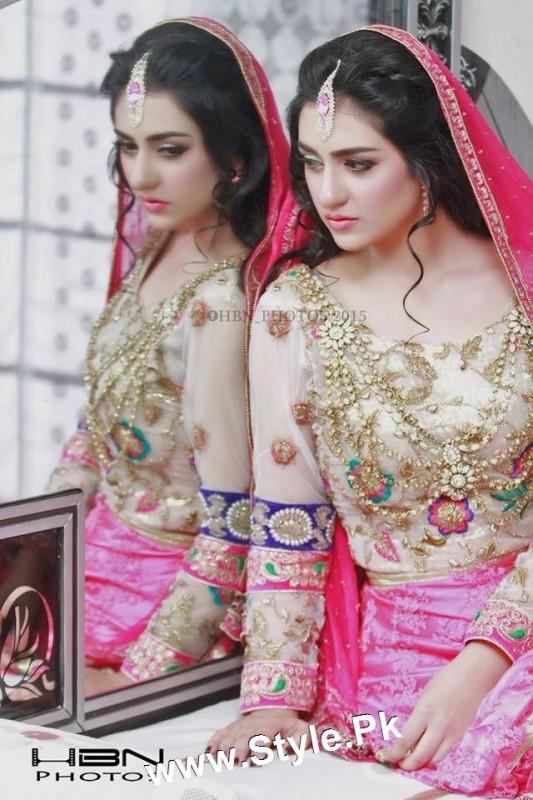 Sara Khan's Bridal Photoshoot  (2)