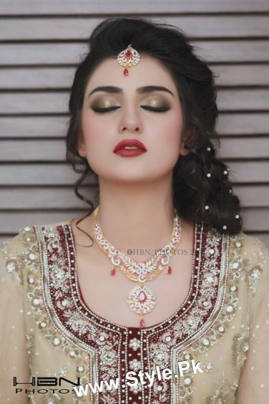 Sara Khan's Bridal Photoshoot  (4)