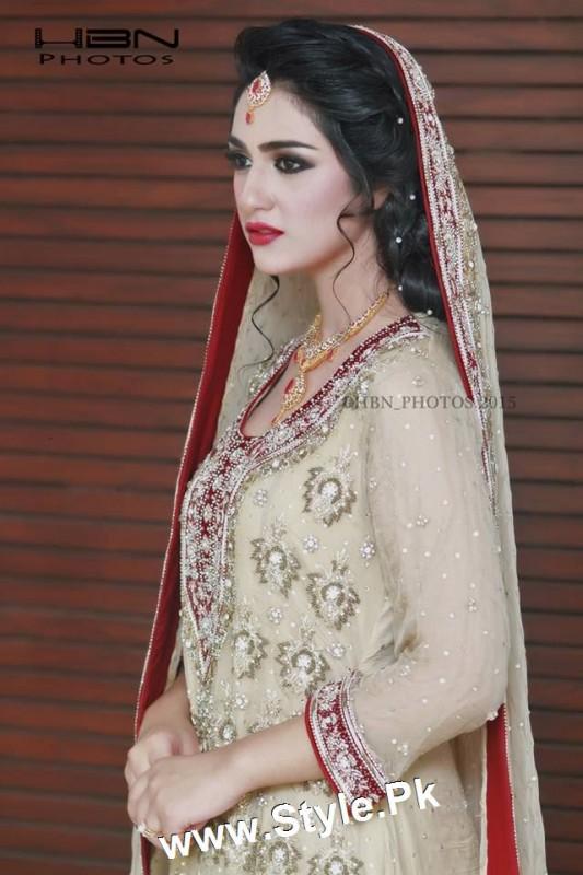 Sara Khan's Bridal Photoshoot  (5)