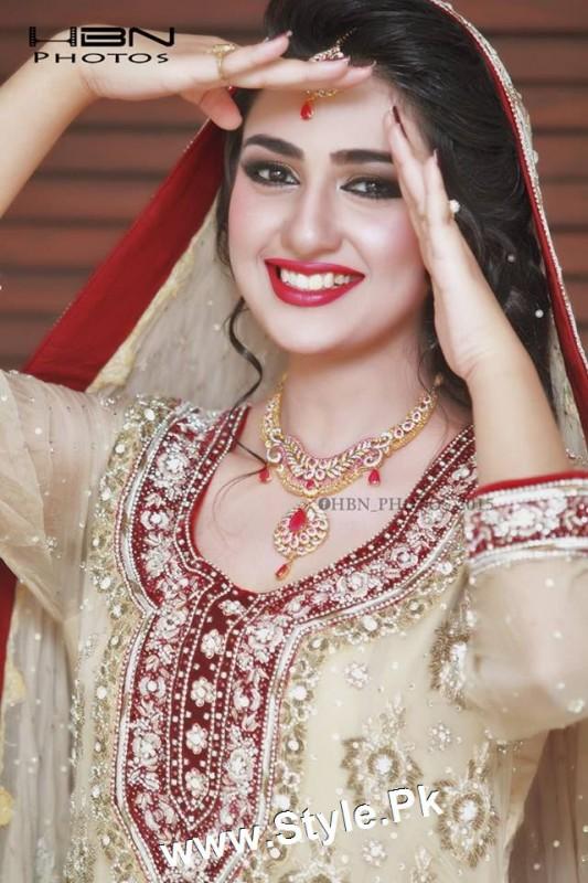 Sara Khan's Bridal Photoshoot  (6)