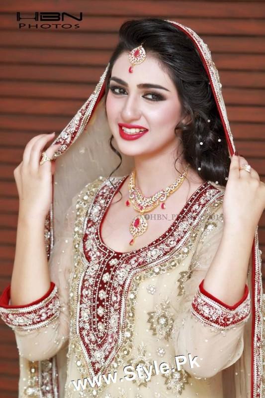 Sara Khan's Bridal Photoshoot  (7)