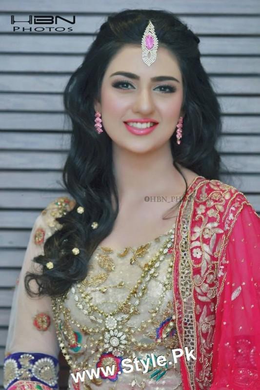 Sara Khan's Bridal Photoshoot  (9)