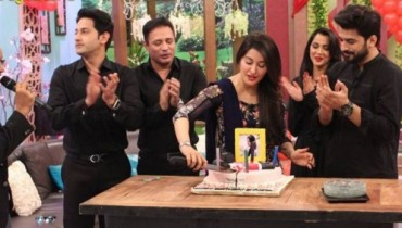 Shaista Lodhi birthday
