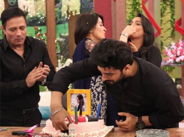 Shaista Lodhi birthday party