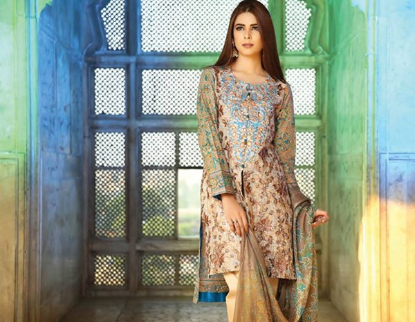 Shariq Textiles Deeba Embroidered Collection 2015 For Women0013