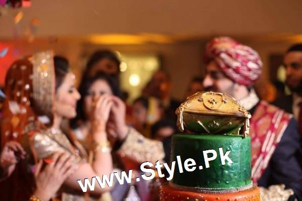 Singer Anie Khalid's 2nd marriage's pictures (2)
