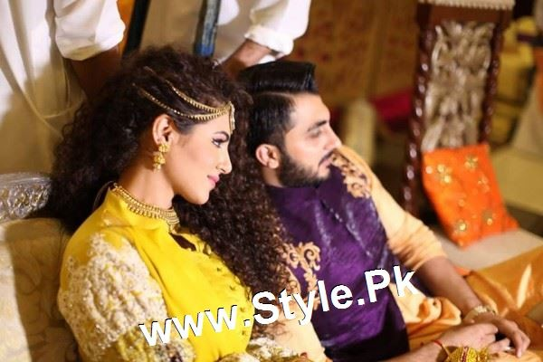 Singer Anie Khalid's 2nd marriage's pictures (5)