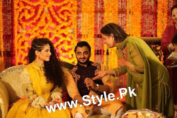Singer Anie Khalid's 2nd marriage's pictures (6)