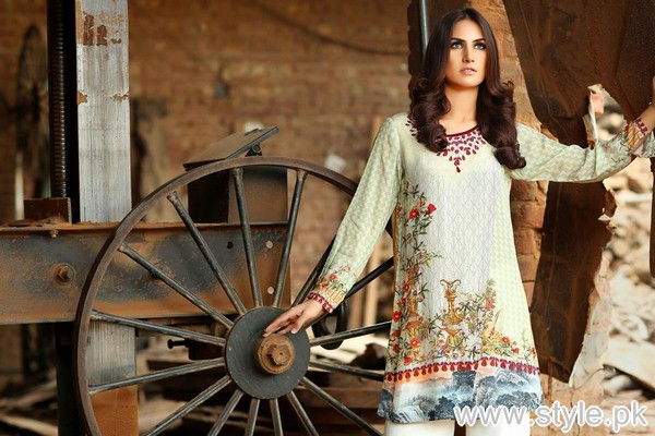 Sobia Nazir Autumn Fall Pret Collection 2015 For Girls 3